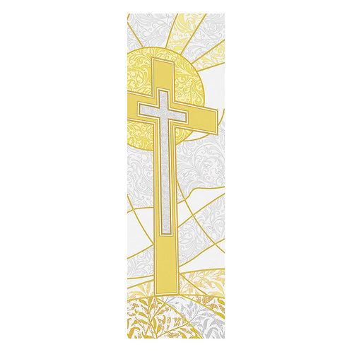 Symbols of the Liturgy Series - Cross 3' x 9'