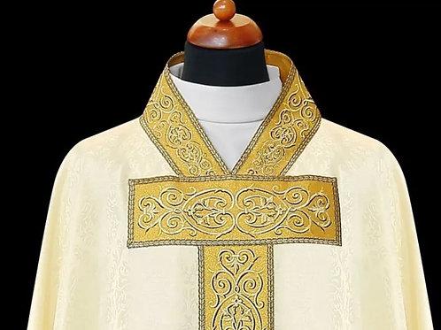Priest Elegant Decorated Chasuble