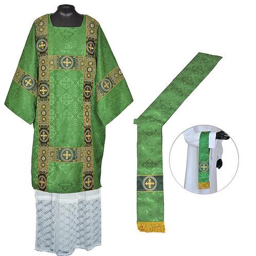 Deacon Dalmatic Vestment & Mass Set