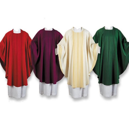 Tomaso Chasuble Purple