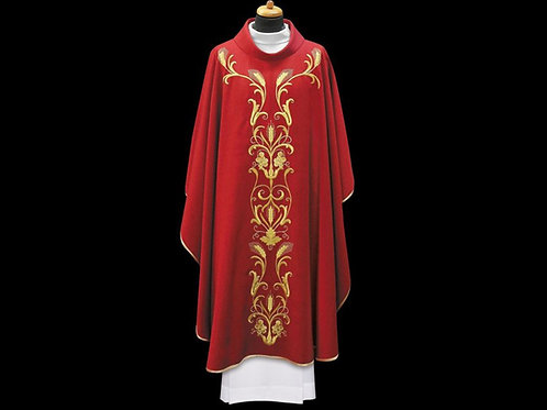 Gold Embroidered Chasuble
