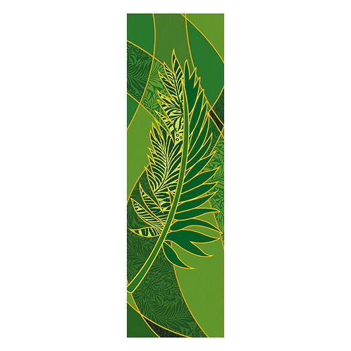 Symbols of the Liturgy  Banner - Palm 3' x 9'