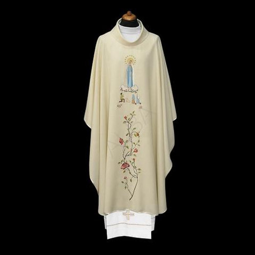 Our Lady of Fatima Embroidery Vestment