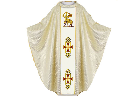 Lamb of God Chasuble