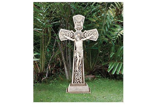 "Garden Crucifix 23.5"""