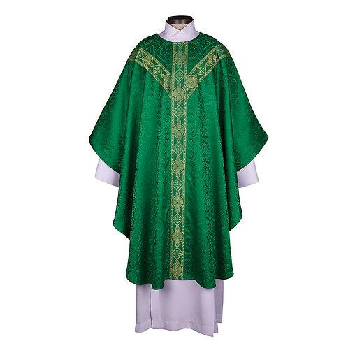 Avignon Collection Chasuble Green