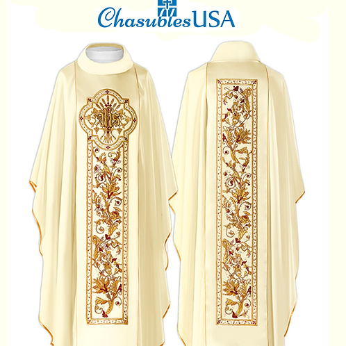 Beatiful Embroidered Chasuble