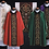 Thumbnail: Chasuble Eucharistic Green With IHS Velve