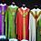 Thumbnail: Gothic Chasuble Damask fabric 100% Viscose