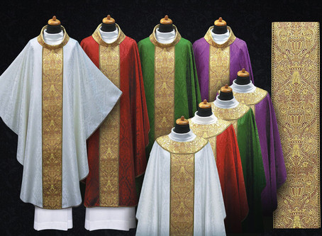 Catholic Church Vestments
