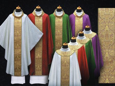 Catholic Church Vestments