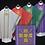 Thumbnail: Gothic Chasuble Modern lightweight Fabrics Green