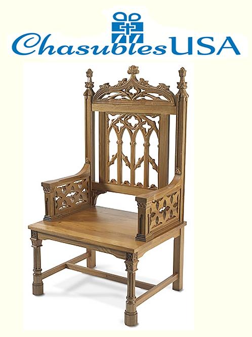 Gothic Style Celebrants Chair