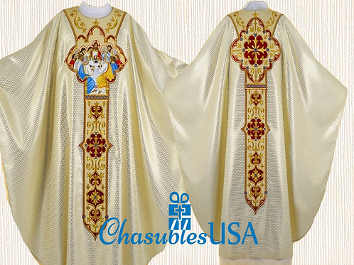Last Supper Chasuble