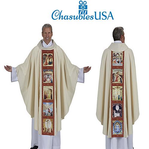 Life of Christ Chasuble