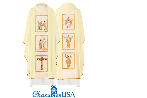 Life of Jesus Chasuble