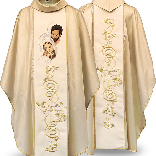 Holy Family Chasuble