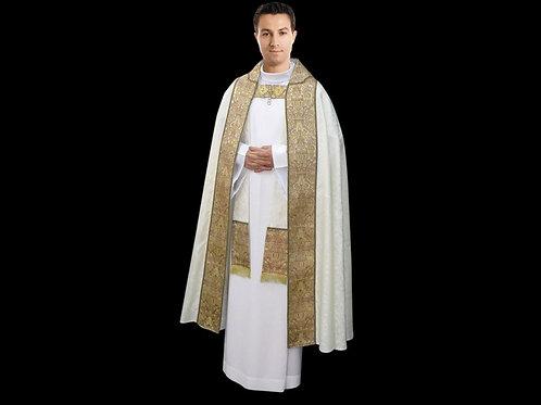 Italian Brocade Coronation Design Cope