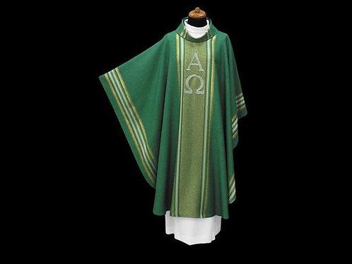 Alpha Omega Gothic Chasuble