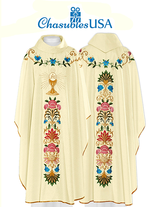 Beautiful Eucharistic Chasuble