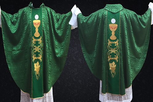 Chasuble Eucharistic Design