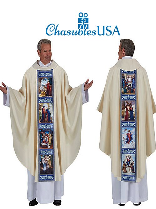 Life of Mary Chasuble