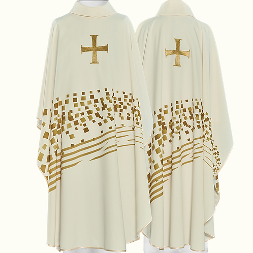 Clergy Embroidered Elegant Chasuble