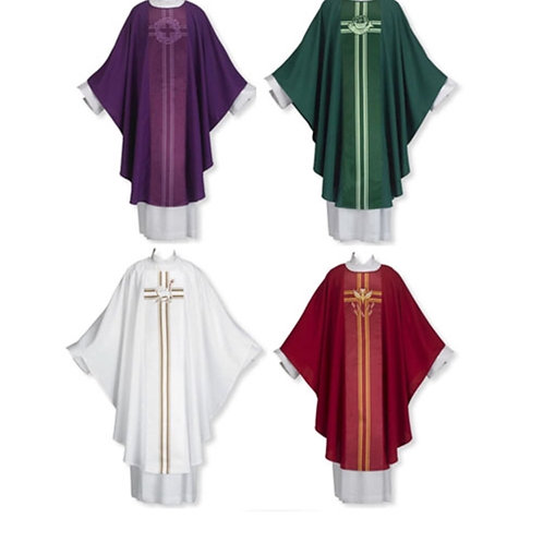 Crowns of Thorns Chasuble