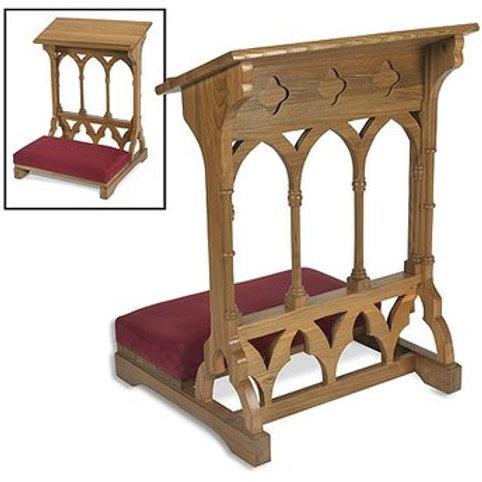 Gothic Padded Kneeler