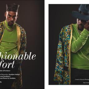 Soho Fashion Magaizne