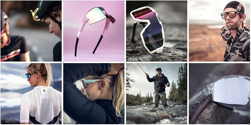 Multisport Brillen aus Schweden