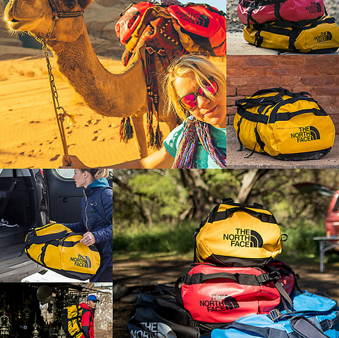 The North Face Base Camp Duffel - since 1986