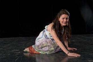 Daniela Mutafova als Medea 5 (Foto M. Hi