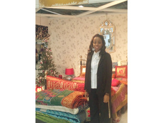 Nazaki at the Ideal Home Show 2014, Manchester