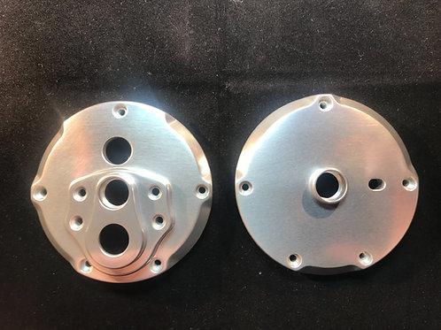 Penn Senator 112H, 3/0 Aluminum Side Plates