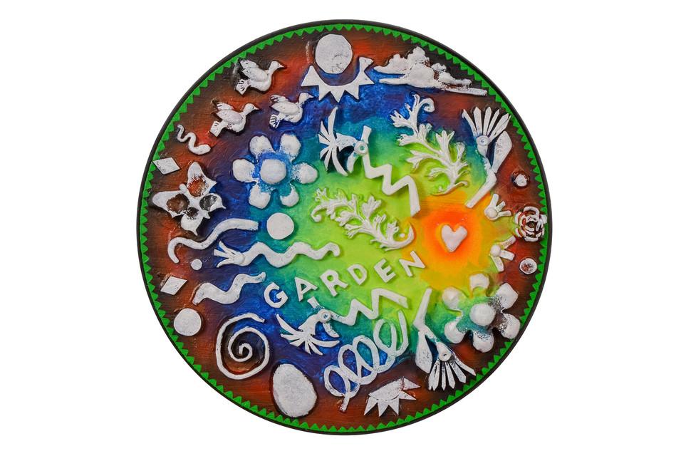 Green Thumb Garden Mandala