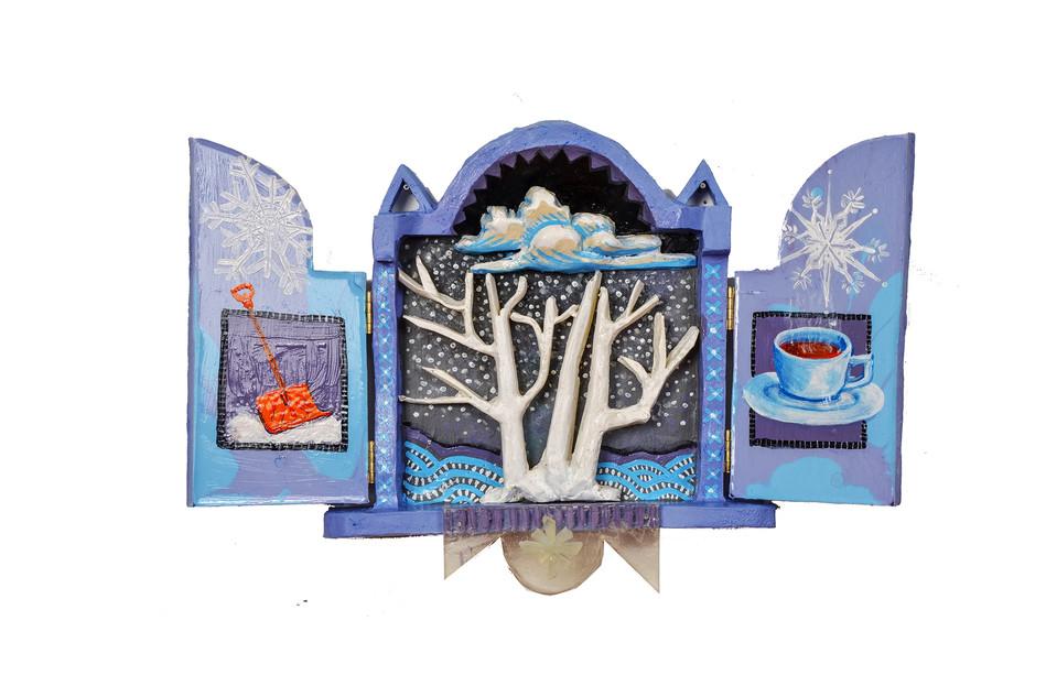 Winter Portal (open)
