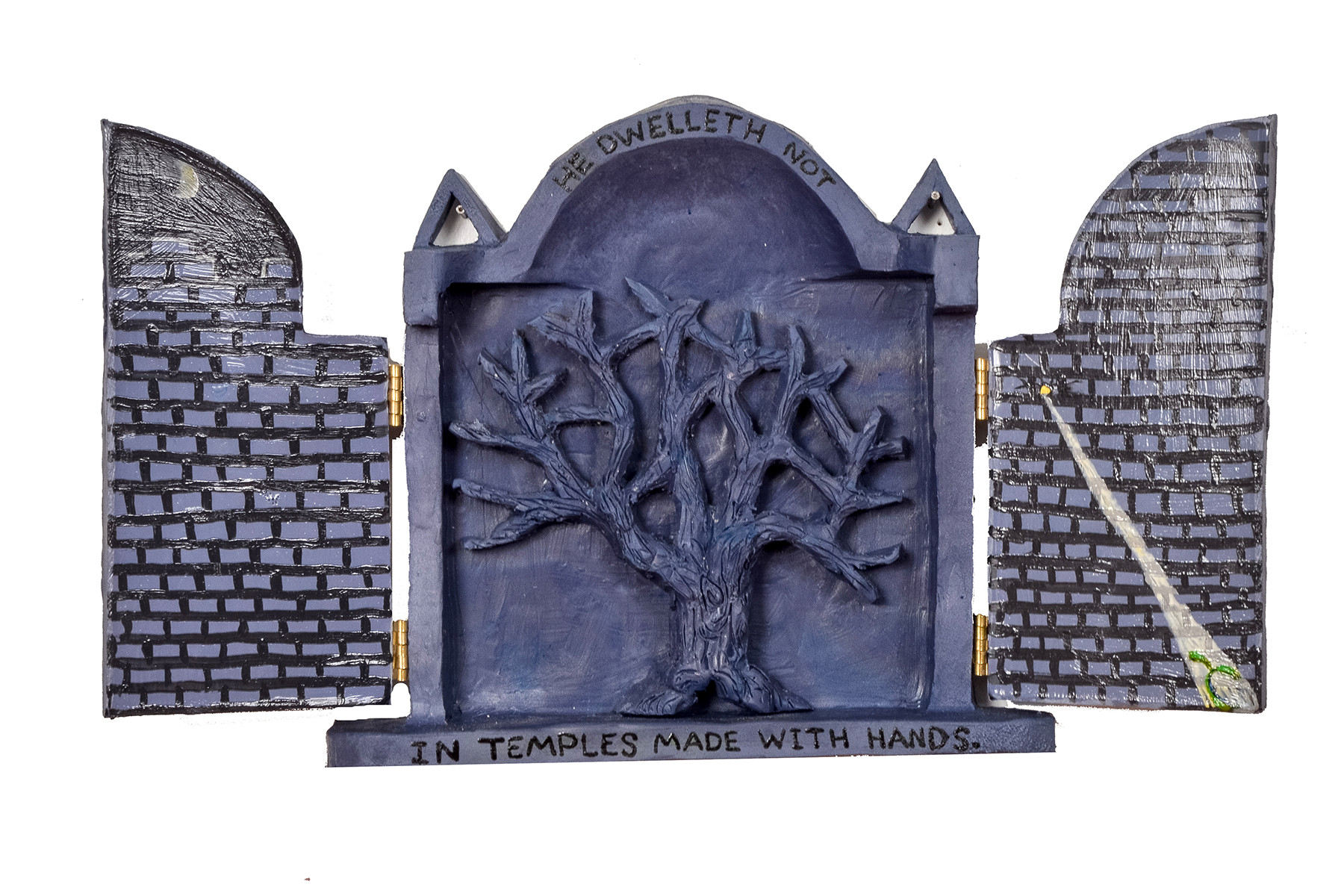 Temple Portal (open)