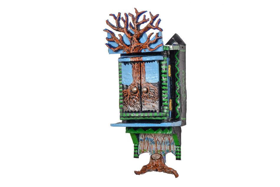 Tree Spirit Kawad (closed)
