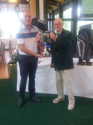 Captain's Cup Champion - Peter Waters