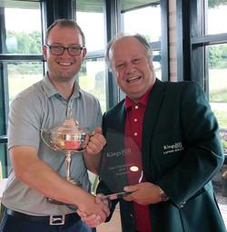 Club Champion 2019 Tom Sherreard