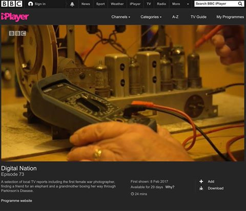Our work on BBC iPlayer