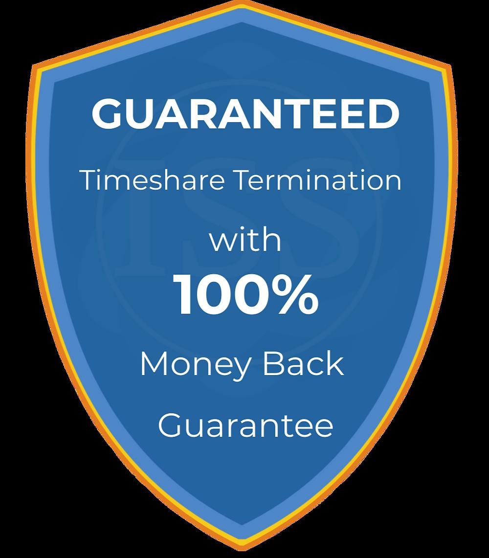 Springfield MO Guaranteed Timeshare Termination with 100% money back guarantee We cancel timeshare guaranteed