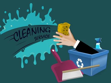 What is the NAICS or SIC code for a house cleaning or janitorial company?