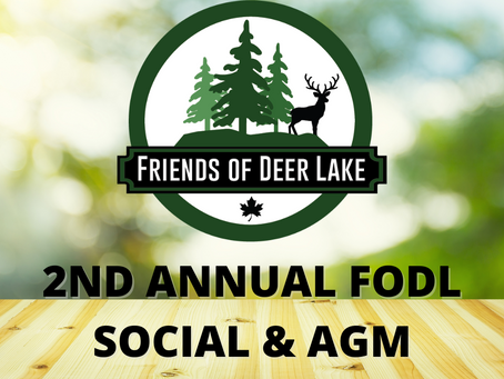 2nd Annual FODL Social & AGM