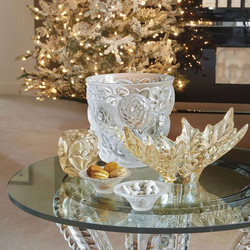 Lalique - Oran Vase