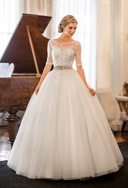 Christian Rossi Wedding Dress 4140M