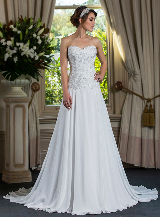 Christina Rossi Wedding Dress 1103