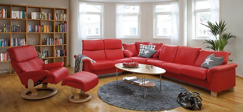 ekornes stressless paradise sofas. Black Bedroom Furniture Sets. Home Design Ideas