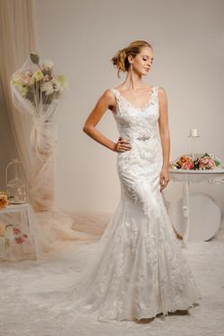 Christina Rossi Wedding Dress 6064F